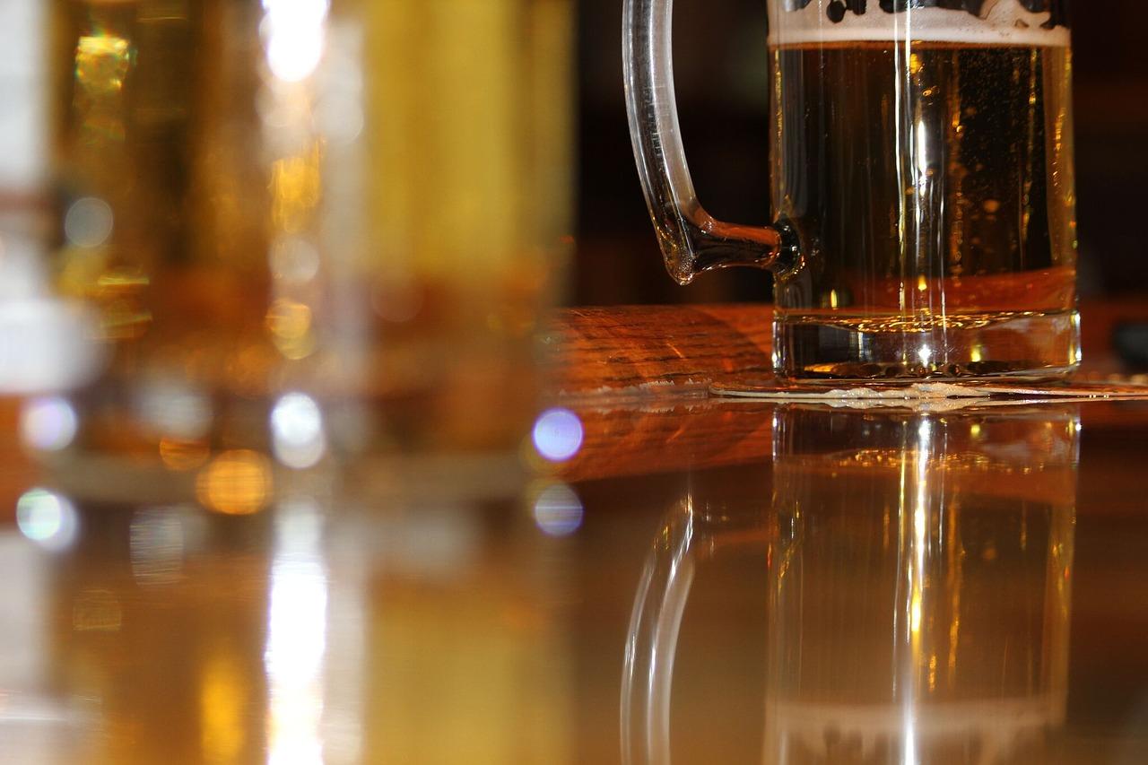Bierglaas