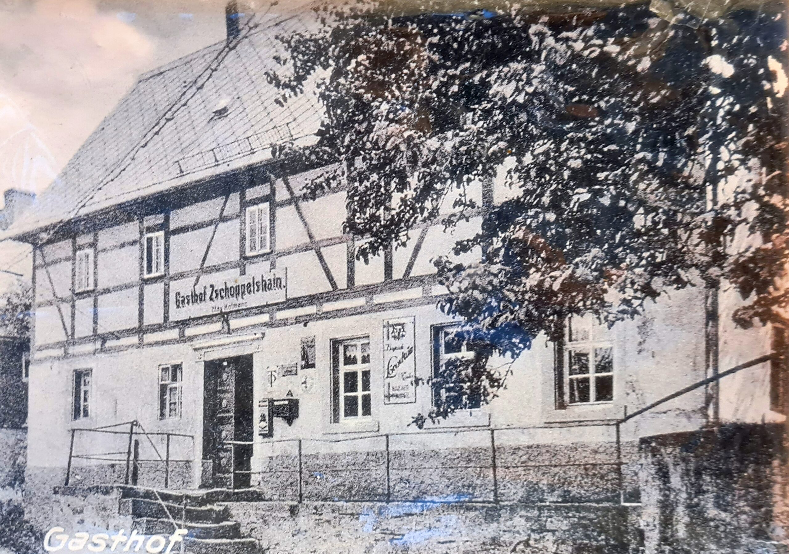 Gasthof 1909